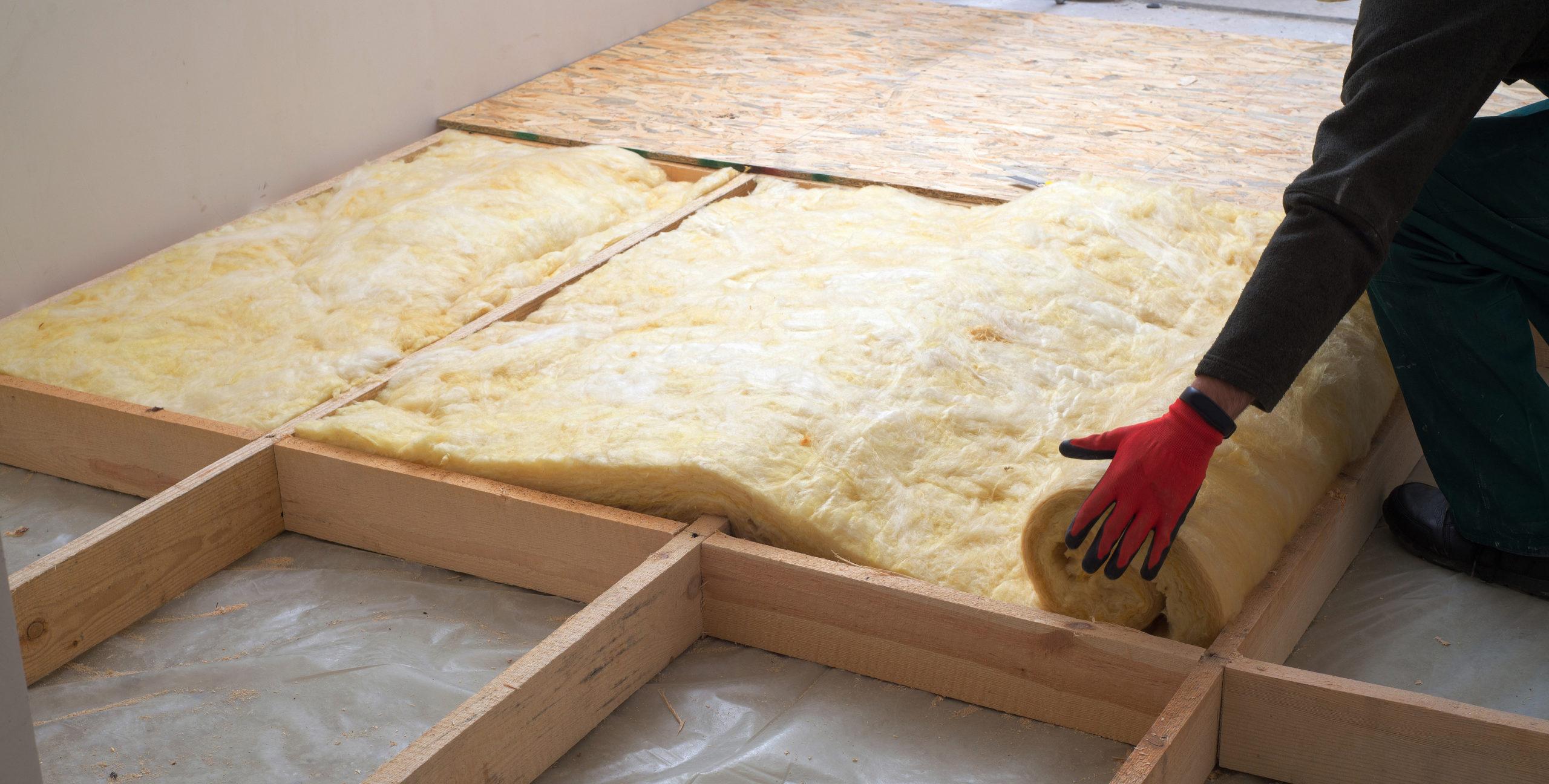 Vloer isoleren zonder kruipruimte