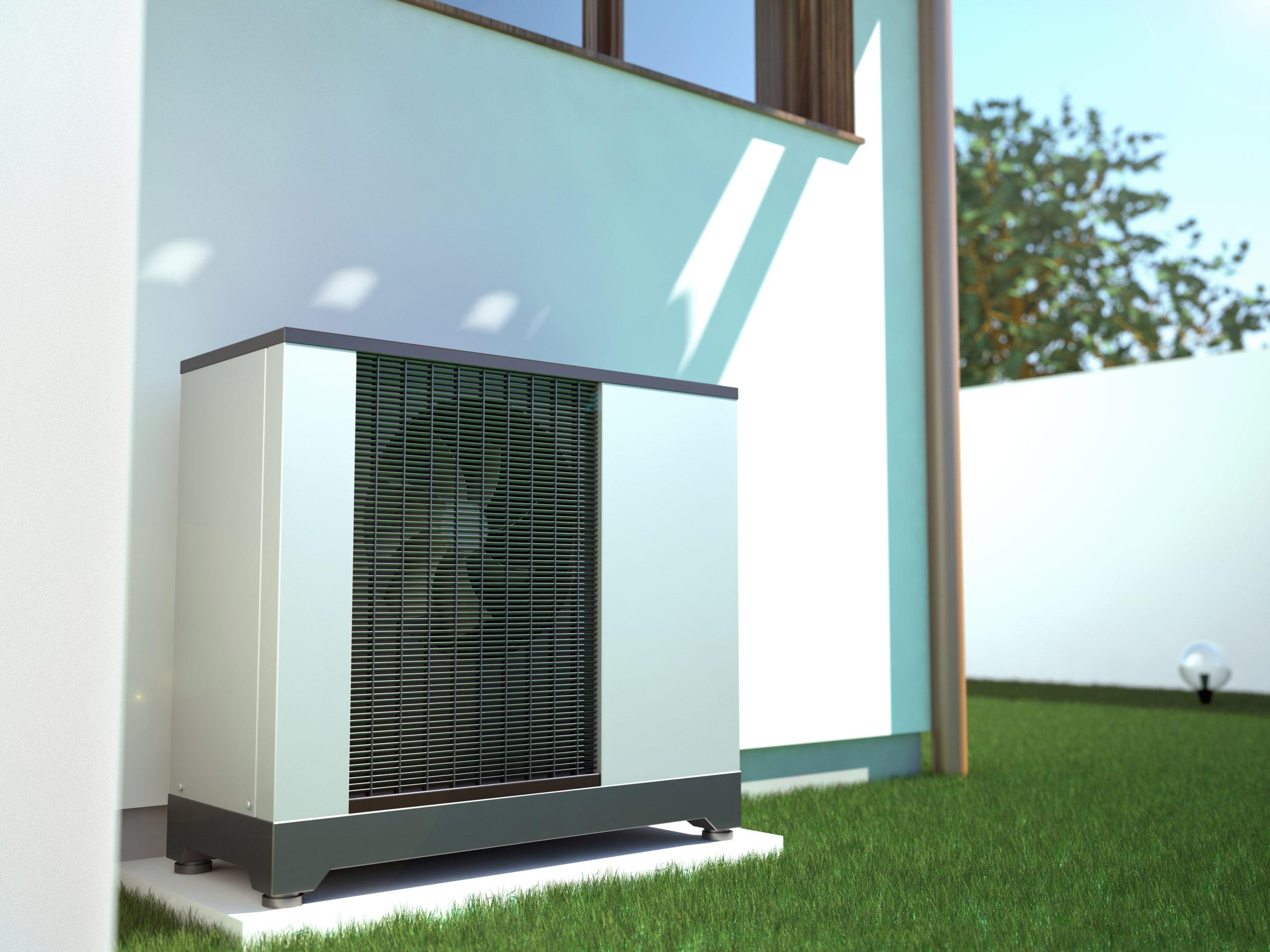 Is uw huis geschikt voor een warmtepomp?