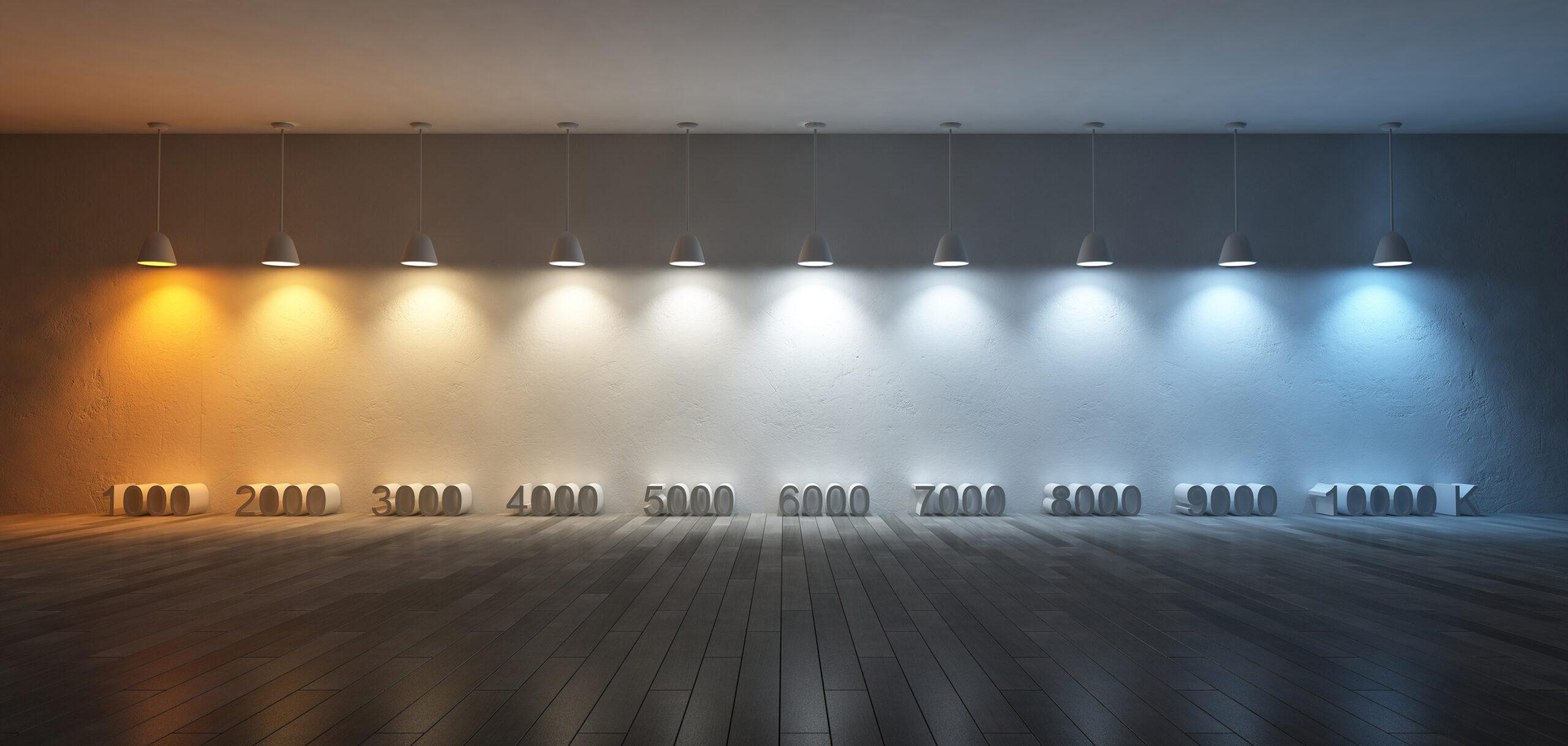 De juiste ledlamp kiezen
