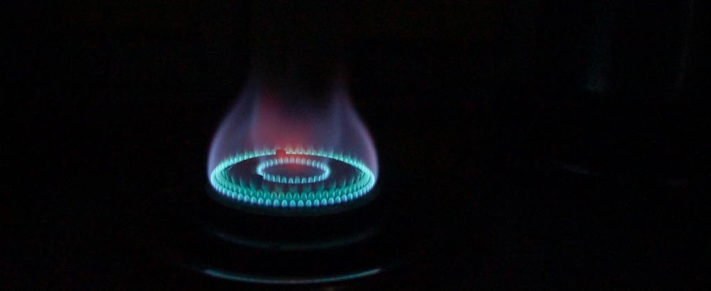 Waterstof gas